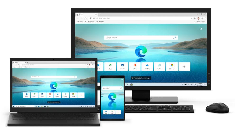 ไมโครซอฟท์เปิดตัวโปรแกรมเว็บเบราเซอร์ Microsoft Edge รุ่น Chromium อย่างเป็นทางการ